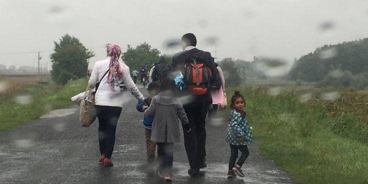 Tweets From Hell: How Peter Bouckaert Shares Refugees' Hope and Despair
