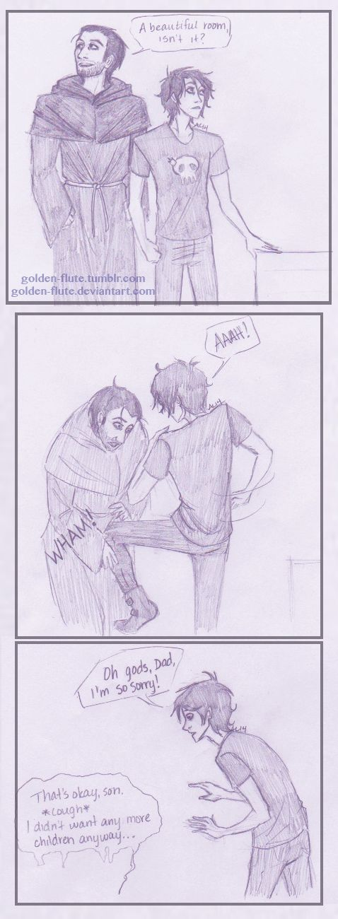 Percy Jackson-- Family Jewels by Golden-Flute on DeviantArt /// dafuqqqq?? o_O cool art though