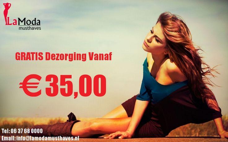 Laatste mode trends in online winkelen in #Nederland voor #merkschoenen, #kleding en #jurken bij #lamodamusthaves.