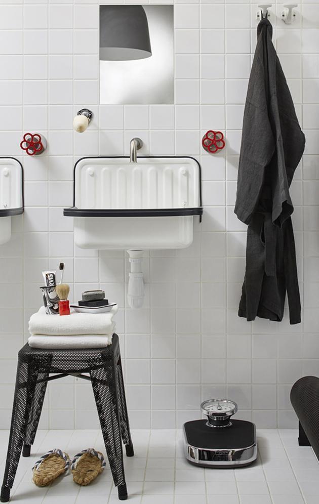 Die besten 25+ Industrial badezimmerzubehör Ideen auf Pinterest - badezimmer accessoires set