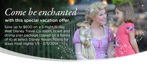 Disney Visa Card Savings On Disney Packages - Disney Insider Tips