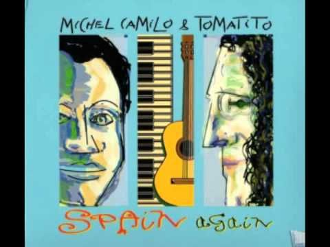 Michel Camilo e Tomatito - Libertango - YouTube