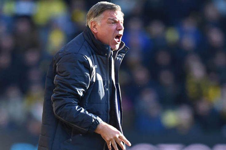Watford mascot: Sam Allardyce fumes after Crystal Palace draw