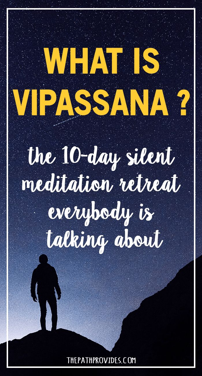 Vipassana means to see things as they really are. It's an ancient meditation technique that was rediscovered by Gautama Buddha 2 500 years ago. Today, Vipassana courses, are held at 310 locations in more than 90 countries. But what exactly is a Vipassana Meditation Retreat ?