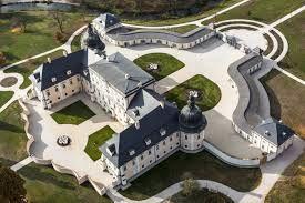 Kastelysziget Edeleny  L'Huillier-Coburg kastély - Bódva-völgy - Hungary