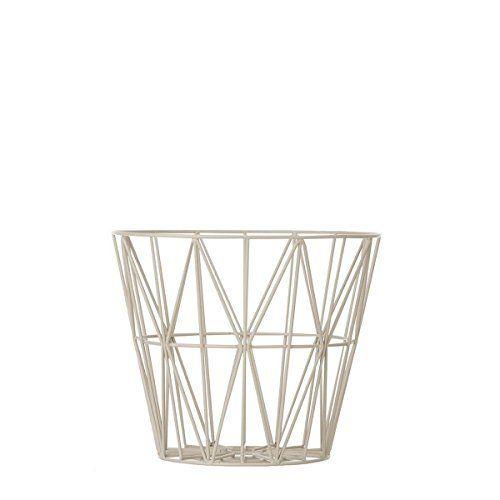 Ferm Living Korb Aufbewahrungskorb Wire Basket