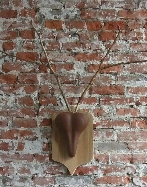 Hert / diy deer by Linda van Deursen