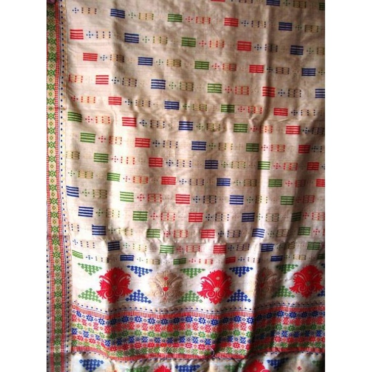 Chowdhury concentrates on production of the plain fabric ...