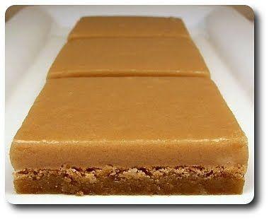 Butterscotch Brownies with Brown Sugar Butter Icing: Recipe, Desert, Brown Sugar, Sweet Treats, Butterscotch Brownies, Sweet Tooth, Butter Ice, Culinary, Sugar Butter