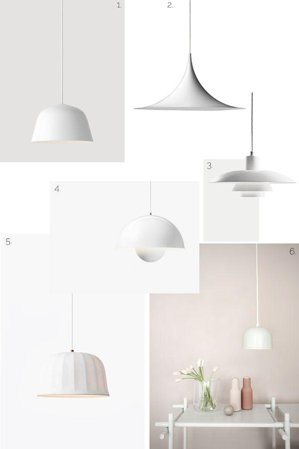 lamps, collage © elisabeth heier