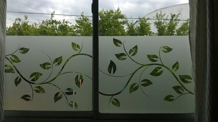 Vinilos decorativos esmerilados ventanas mamparas 19510 for Decoracion hogar neuquen