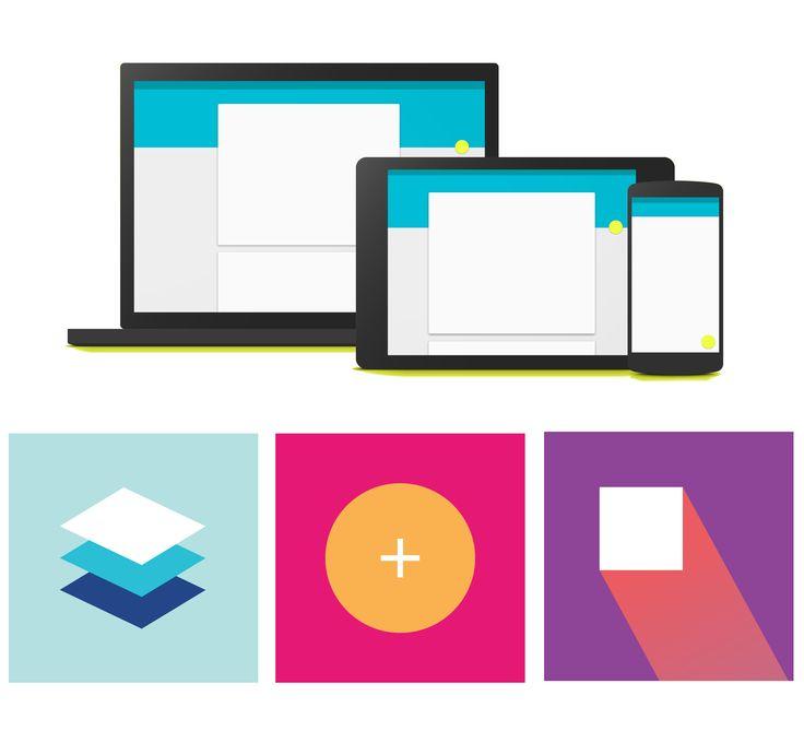 The Best 6 Material Design Frameworks for UI Designers