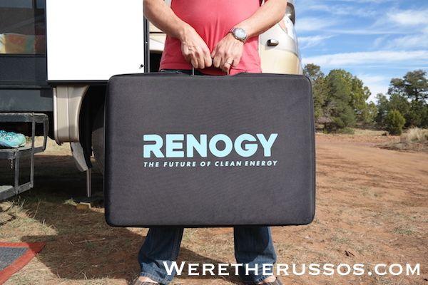 Renogy Portable Solar Panel Review