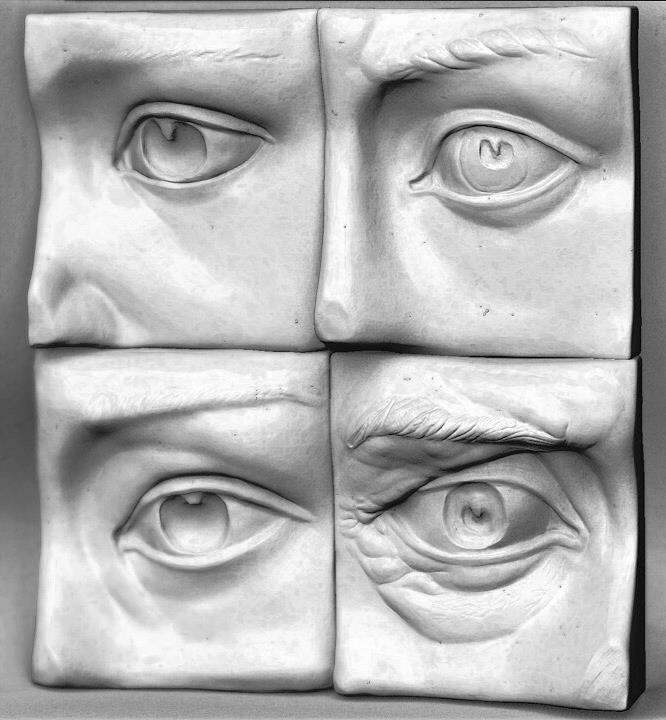 вариант, картинки лиц из пластилина подбирать тигром шакалу