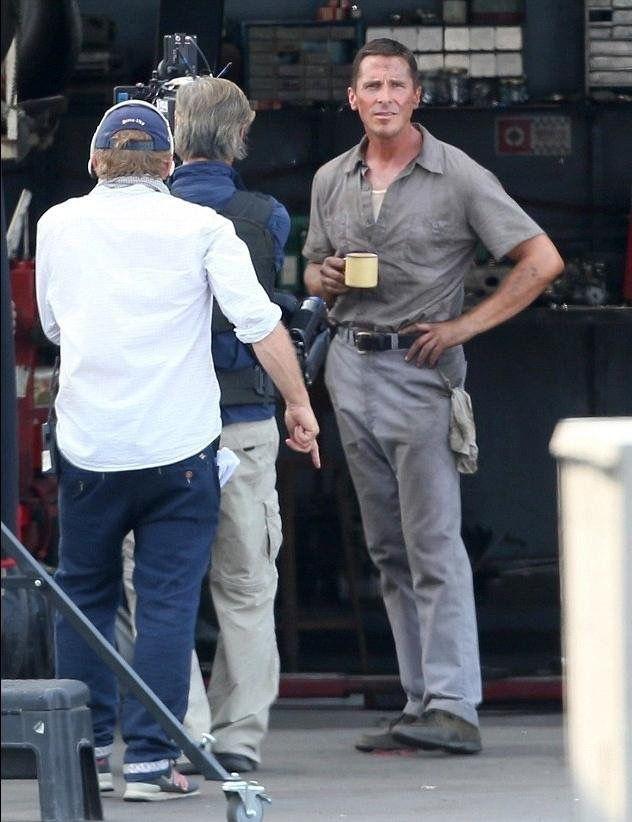 Christian Bale Ford Vs Ferrari Movie August 2018 Christian Bale Classic Films Movie Stars