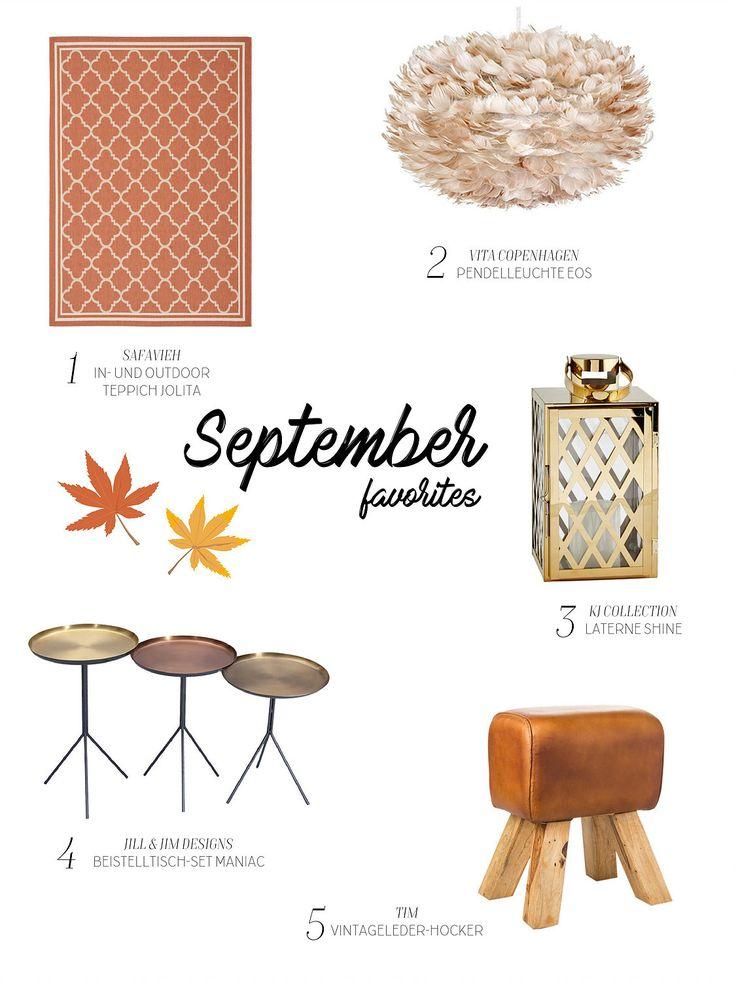 September Favorites | lisa-strasser