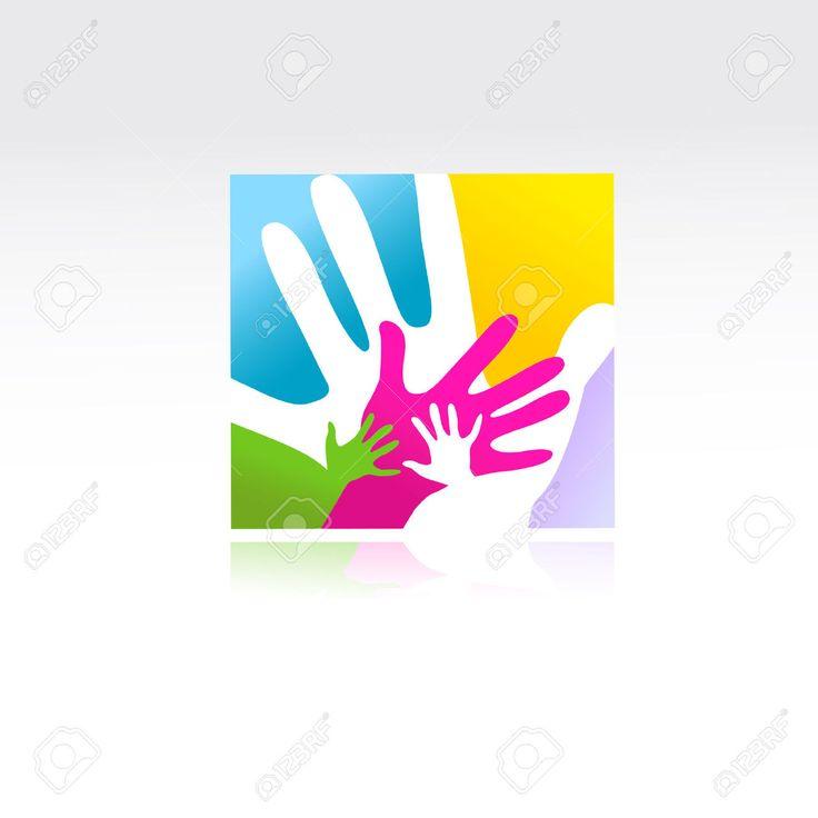 Image result for hands logo