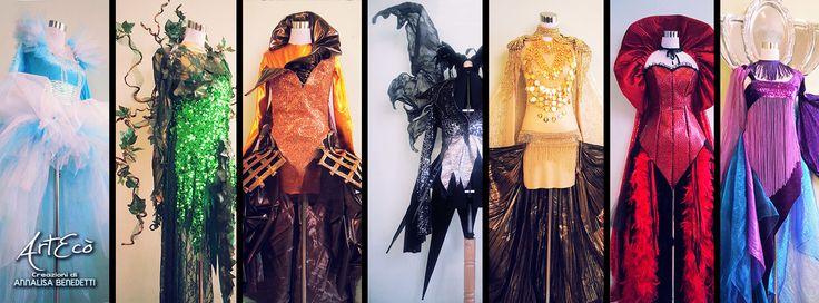 THE SEVEN SINS - Style and Hand Made by ArtEcò Creazioni di Annalisa Benedetti #artecocreazioni #annalisabenedetti #sevensins #deadlysin #vices #sin #capitalvices #wrath #sloth #vanity #pride #lust #envy #gluttony #avarice #greed #carnevale #carnival #viareggio #art #theatercostume #costume #fantasy #stylist #handmade #madeinitaly #fantasy #creative #cosplay #theater #costume