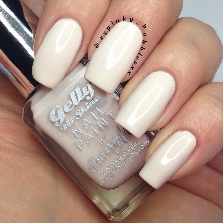 Pinkish White Nail Polish: 25+ Best Ideas About White Nail Polish On Pinterest