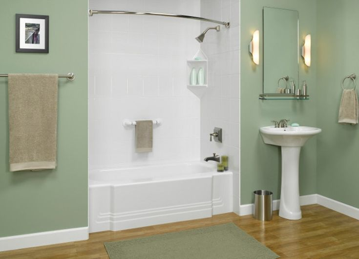 Shower tub inserts - Bathtub insert allows the user to have an easier time in the bath. This is especially useful for children and the elderly. It is also