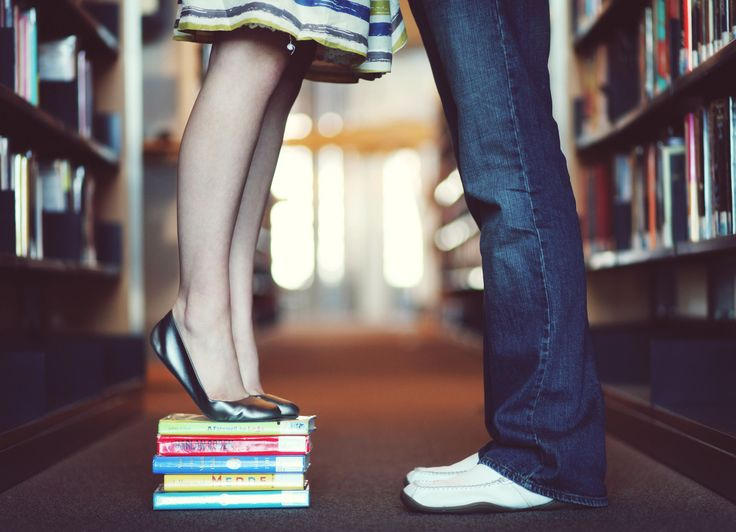 Library Engagements Photo credit: Jessica Janae Photography