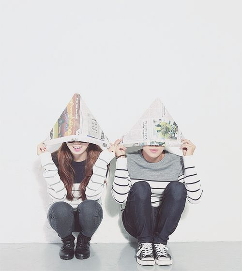 *.˚✧ Ulzzang couple ✧˚.* More