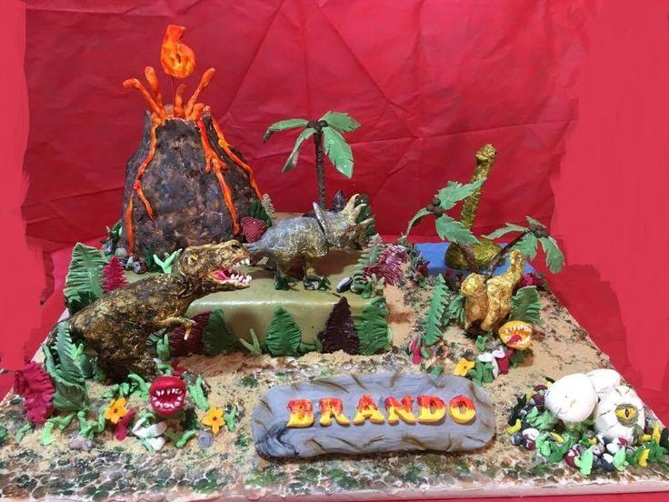La torta per mio nipote Brando