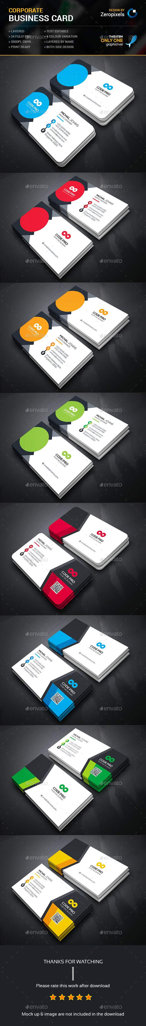 Business Card Bundle Templates PSD. Download here: http://graphicriver.net/item/business-card-bundle/16093633?ref=ksioks