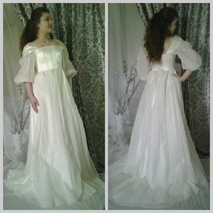 Wedding dress. Asbat collection bridal