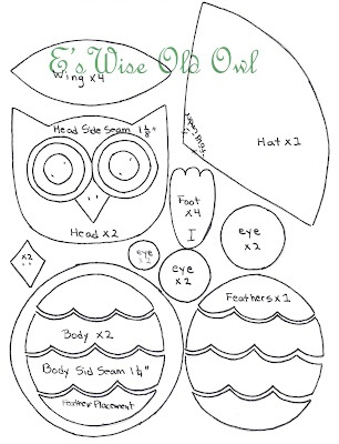 Best Owls Patterns  Templates Images On   Barn Owls