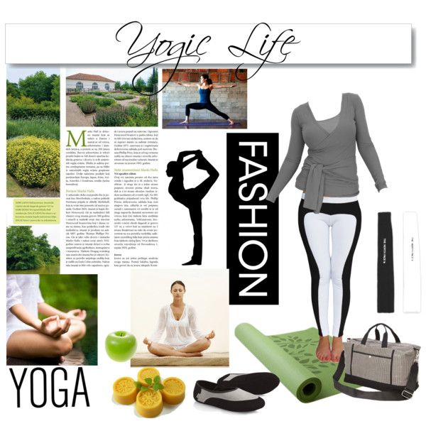"""Jogic Life"" by chinnok-design on Polyvore"