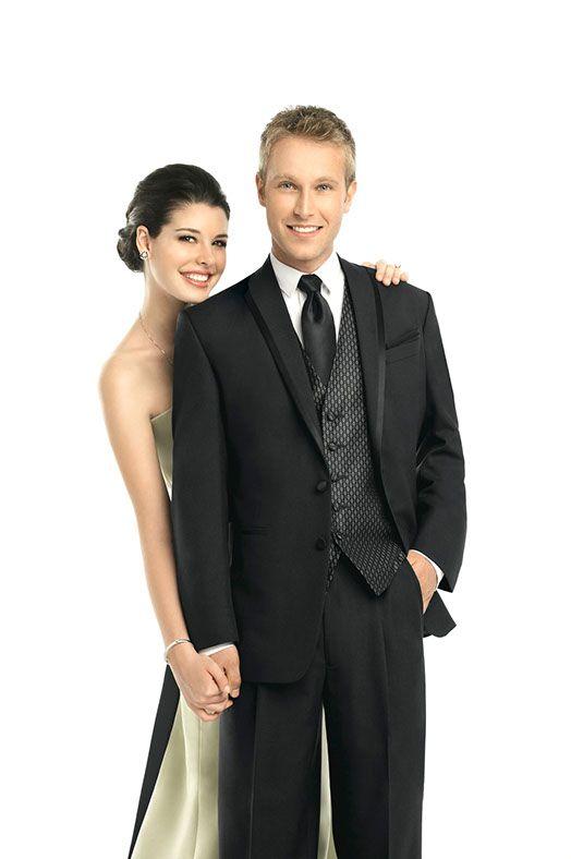 Thomas & Sons Tuxedos & Suits Black LaStada