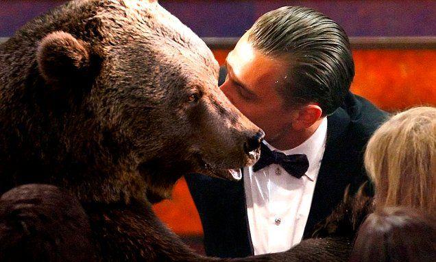 Leonardo DiCaprio sends wave of relief across the internet as the Oscar memes erupt | Daily Mail Online