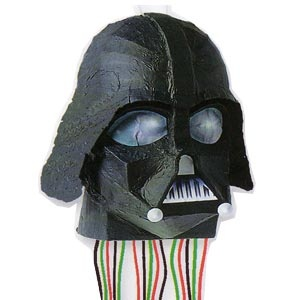 """Star Wars 3-D Pull Pinata:  Feel The Force.10.5"""" x 10.5"""" x 12""""All Pinatas are sold emptyWe also have pinata fillers and blindfolds."""