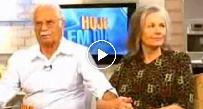 Casamento De 54 Anos Destruído Em Segundos!!! http://www.funco.biz/casamento-54-anos-destruido-em-segundos/