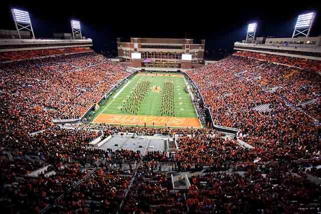 BoonenPickens Stadium, Stillwater, OKSports Photos, Orange Power, Osu Football, Things Orange