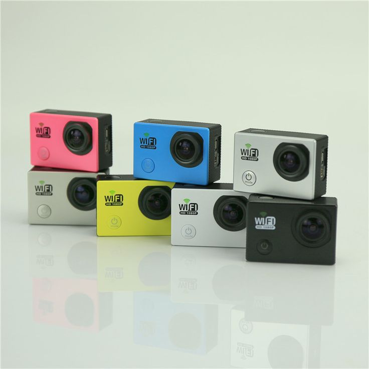 Original SJ6000 WiFi Action Camera Diving 30M Waterproof Sport Action – Dasso