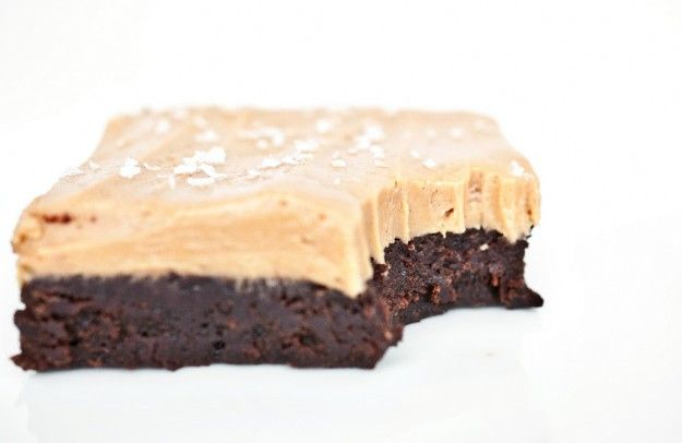 ... | Peanut butter frosting, Nut butter and White chocolate ganache