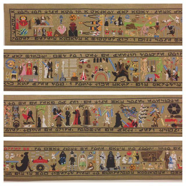Les 96 meilleures images propos de point de croix crossstitch sur pinterest atelier - Point p bayeux ...