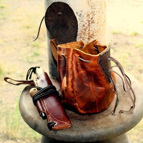 Bushcraft bag