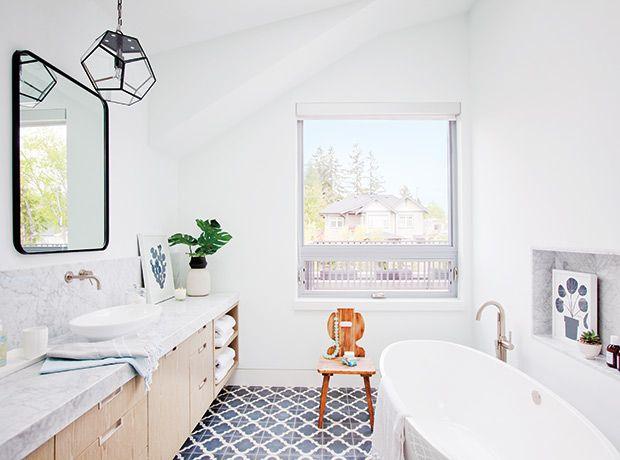 17 Best ideas about Tranquil Bathroom on Pinterest   Blue bathroom ...