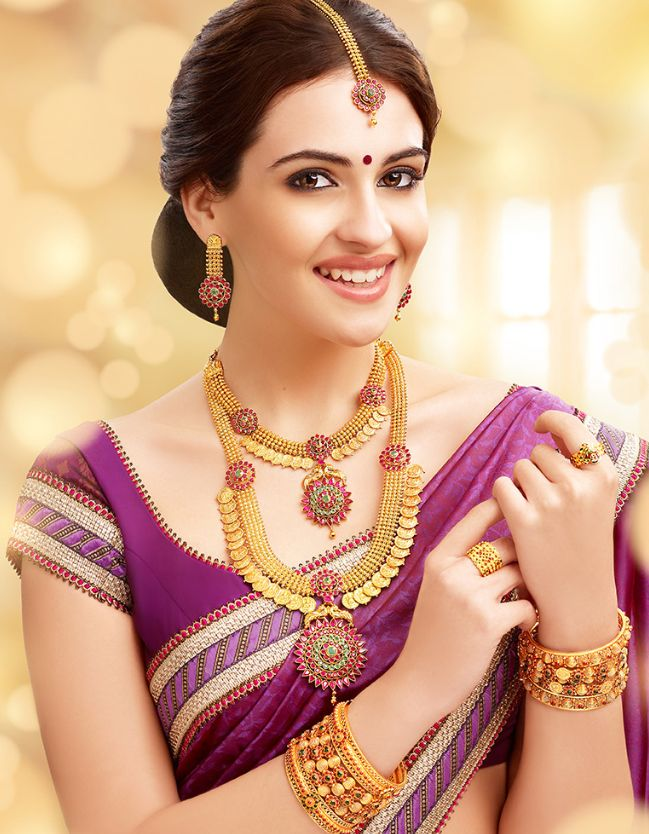 South India Fashions Strands Of Silk Pinterest South