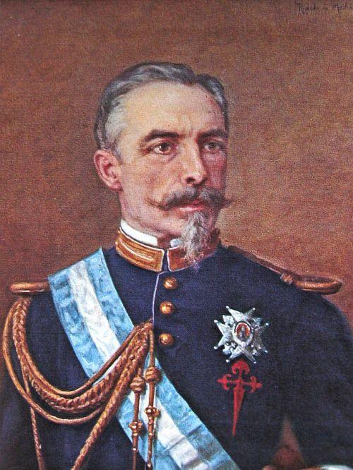 Ricardo di Madrazo- Jose Manuel de Goyeneche y Gamio, Conde de Guaqui, Doque de Villahermosa, 1880