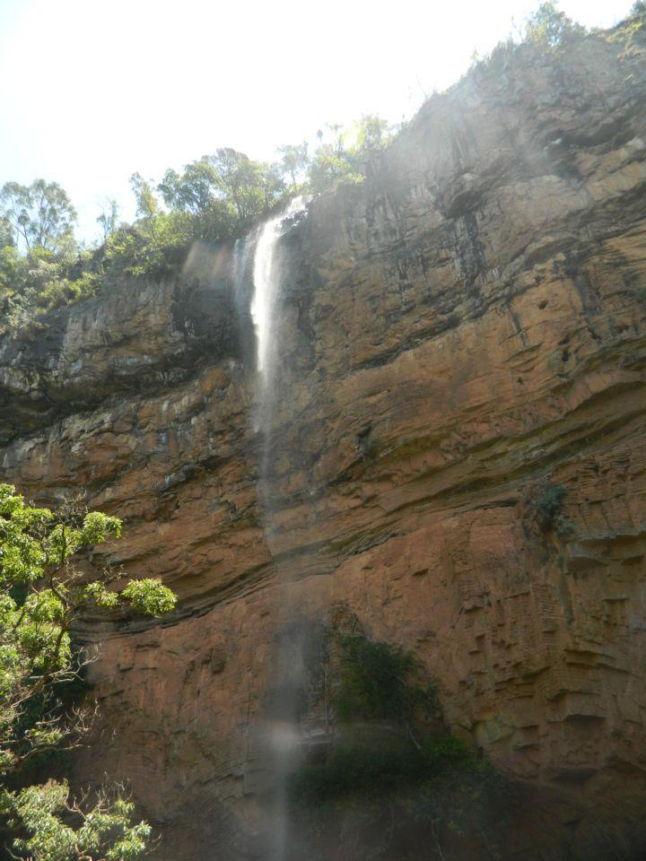 Bridal Veil Waterfall, Sabie, South Africa