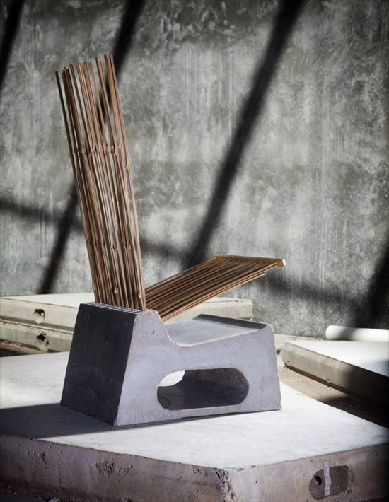 Australian Designer Christel Hadiwibawa Has Created The And Chairs As Part  Of Her Recent Honours Research At The Canberra School Of Art. From Christel  ...