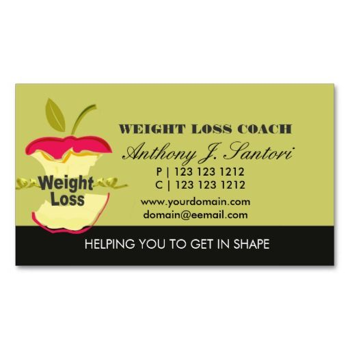 271 best images about nutritionist business cards on