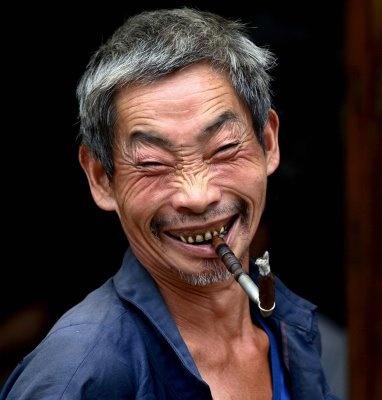 Resultado de imagem para chinese laughing