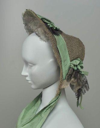Horsehair Bonnet