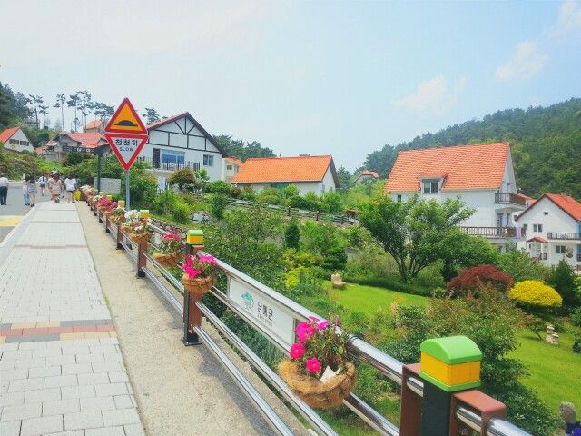 German Village, Namhae, Korea 남해 독일마을