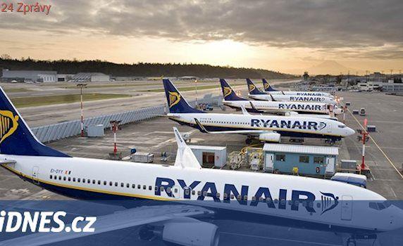 Na trhu levných letenek vypukne válka. Ryanair chce snížit ceny o desetinu